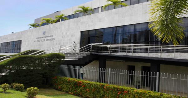 Sede Assembléia Legislativa. (Foto: www.al.rn.gov.br)