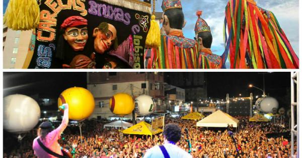 Fotos: Canindé Soares (acima) e  Wellington Rocha