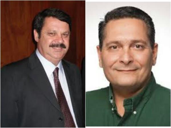 Ex-presidente Ricardo Motta esq.), retira candidatura. Foto: www.opotiguar.com.br