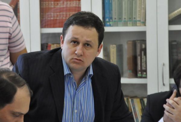 Rychardson de Macedo Bernardo, ex-diretor do IPEM e principal investigado durante a Operação Pecado Capital. (Foto: Adriano Abreu)