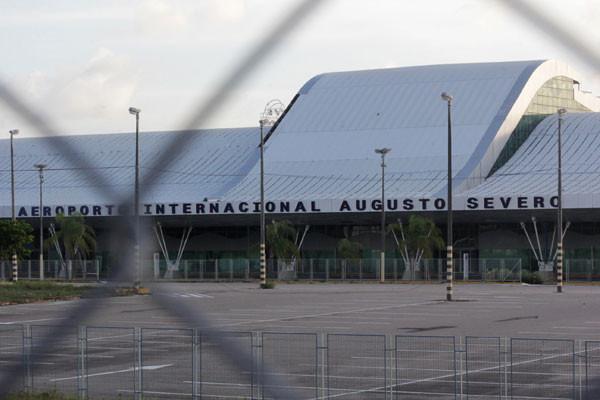 [Brasil] Desativado, Aeroporto Augusto Severo enfrenta destino incerto 158751-600x400