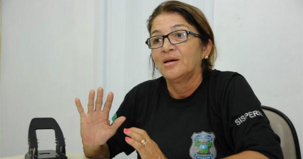 Diretora da penitenciária de Alcaçuz, Dinorá Simas, é afastada. (foto: Tribuna do Norte)