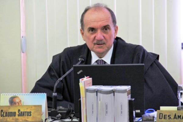 Claudio Santos foi eleito presidente do TJRN para  o biênio 2015-2016. (Foto: www.sidneysilva.com.br)