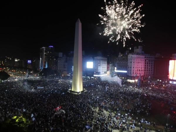 Pedido de voo direto para Buenos Aires será analisado pela Anac (Foto: Jorge Saenz/AP)