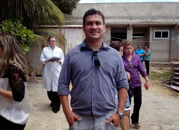 Em meio à crise no sistema prisional do Estado, o secretário de Justiça e Cidadania do Rio Grande do Norte, Zaiden Heronildes, pediu para deixar o cargo. (Foto: Reprodução/Novo Jornal)