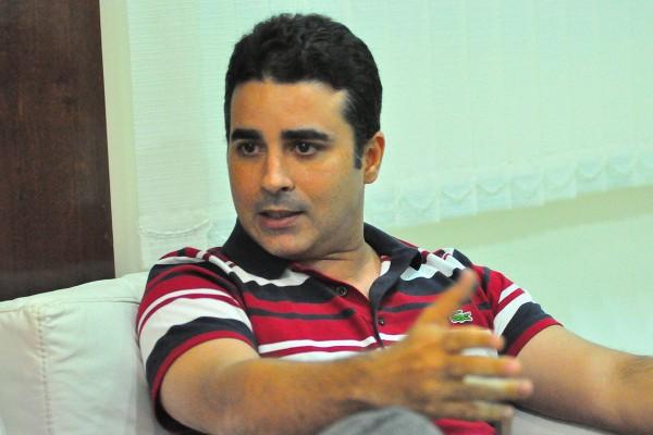 Prefeito de Mossoró, Silveira Júnior. (Foto: Wellington Rocha)