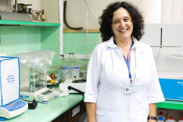 Medicamento desenvolvido pela médica e farmacêutica, Regina Esposito é homeopático, não tóxico e dinamizado. (Foto: Wallacy Medeiros)