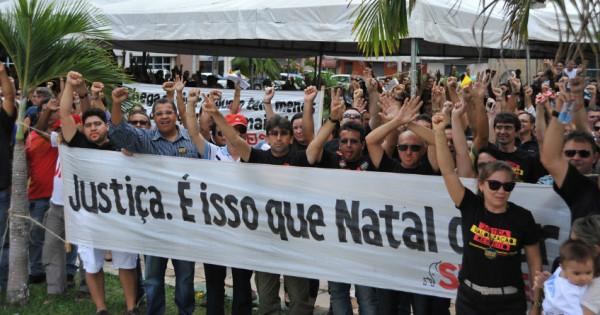 Servidores do TJRN que não voltarem ao trabalho poderão ser demitidos (Foto: Alberto Leandro)