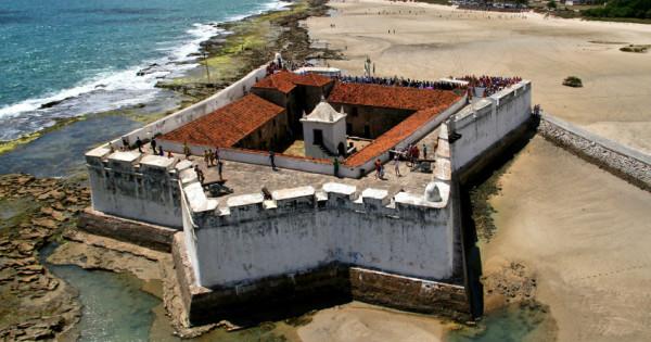 Fortaleza dos Reis dos Magos. (Foto: Canindé Soares)